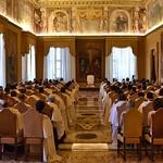 2019-09-21PapalAudience (27) by Carmelites O.Carm