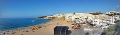 Algarve - Albufeira (GiulianoBR) Tags: albufeira portugal algarve beach summer 2019 panoramica pano panoramic