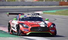 Mercedes AMG GT3 / Janine Hill / GBR / John Shoffner / USA / GetSpeed Performance (Renzopaso) Tags: internationalgtopen2019 circuitdebarcelona international gt open 2019 circuit barcelona internationalgtopen gtopen2019 gtopen racecar coche car sports racing race motor motorsport autosport nikon السيارات 車 autos coches cars automóviles автомоб mercedesamggt3 janinehill gbr johnshoffner usa getspeedperformance mercedes amg gt3 janine hill john shoffner getspeed performance
