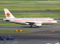 Air Canada C-FZUH (Trans Canada Retro Livery) (Alex McKnight Aviation) Tags: aircanada airbus a319 retro retrojet bos boston