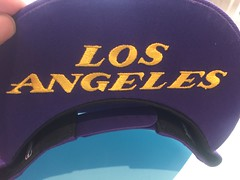 (matthew valencia) Tags: losangeleslakers snapbackcap baseballcap basketball nba hat lalakers la losangeles purple yellow neweracaps newera hats caps