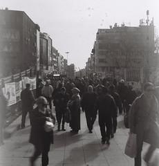 Street (efeardic) Tags: yashica mat 124 g ilford 125 tlc street photography black white bnw film