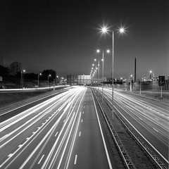 Highway (Peter Bruijn) Tags: trix 400tx kodak kodaktx kodaktrix kodaktrix400 kodakbw kodakmonochrome kodakblackandwhite kodakblackwhite kodakfilm kodakanalog kodak120 trix400 hc1109 hc110 kodakhc110 developed develop developer homedevelop homedeveloped selfdeveloped bronica bridge bronicasq bronicasqa long exposure longexposure bw bwfilm blackwhite blackandwhite 120film 120analog 120photo 120photography 120mm 120 80mm 80mm28 analog analogue analogphotography analogfilm analogphoto analoog film filmisnotdead filmphotography filmphoto filmcamera rolfilm