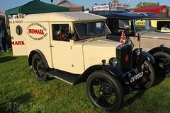 Morris Van OV 5562 (SR Photos Torksey) Tags: car classic vintage vehicle collingham show 2019 morris van