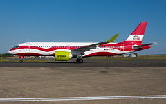 BTI_CS300_YLCSL_Latvialivery_BRU_AUG2019 (Yannick VP) Tags: civil commercial passenger pax transport aircraft airplane aeroplane jet jetliner airliner airbaltic bombardier cseries cs300 airbus a220 a220300 ylcsl latvia 100years flag livery special colors colours paint scheme airside taxi taxiway twy inner inn brussels airport bru ebbr belgium be europe eu august 2019 aviation photography planespotting airplanespotting