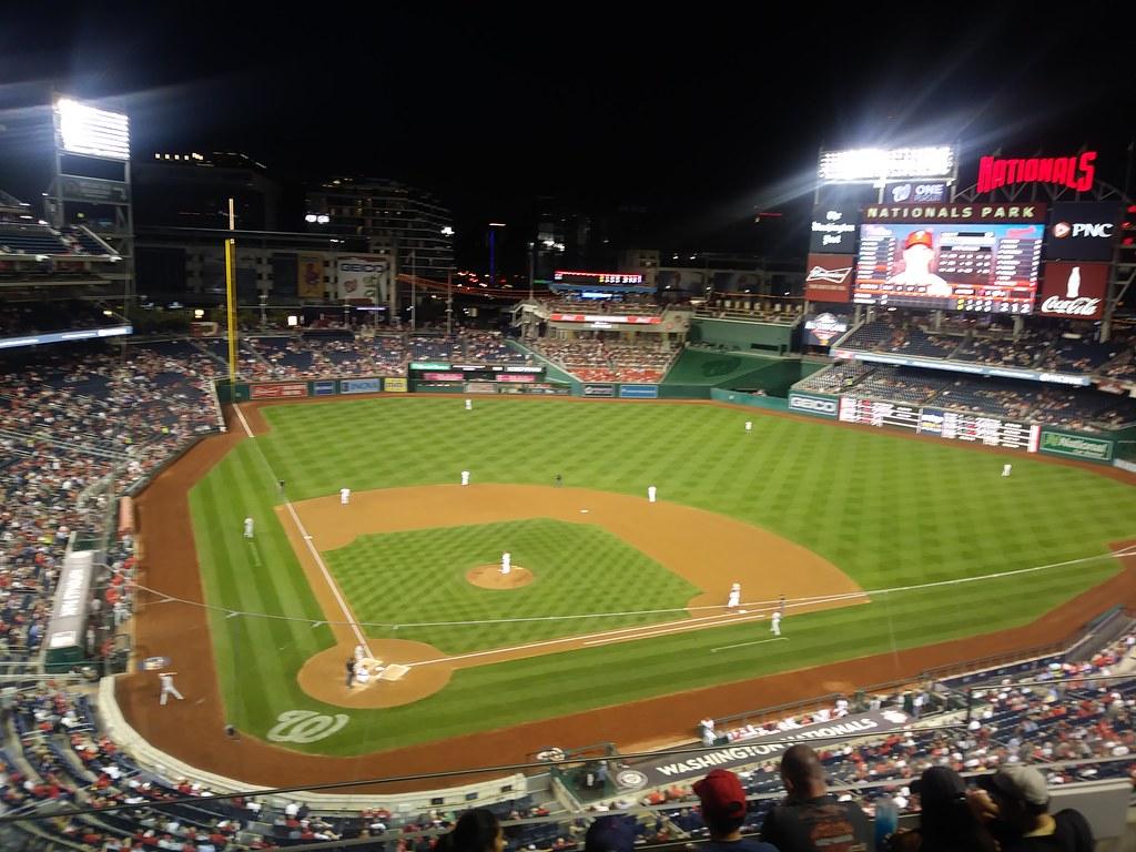 фото: Nats vs Phillies 9/25/2019