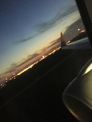 Warsaw take of (roomman) Tags: 2019 poland sun sunset travel evening night waw fra lufthansa plane transport transportation airport air airfield aviation lh dlh eddf chopin lotnisko airline airlines epwa sky engineapron daium aium airbus a320 320