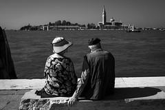Insieme (Immacolata Giordano) Tags: venezia venice italia italy coppia couple