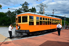 Rockhill Trolley Museum #311 (Jim Strain) Tags: jmstrain trolley tram streetcar rockhill pennsylvania museum johnstown