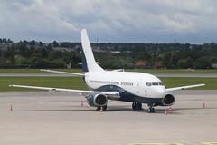 Boeing 737 (magro_kr) Tags: gdańsk gdansk danzig polska poland gdn epgd boeing b737 airx samolot lotnisko portlotniczy airplane aircraft airport