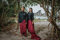 Batique (eddie_app) Tags: batique sonya7ii sonyalpha alpha preweddingbelitung couple sony adobe lensbible a7ii sonyshooter batik mirrorless belitung belitong red prewedding