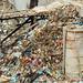 Garbage Pile Along Karnaphuli River, Chittagong Bangladesh