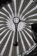 Sony Center (Ryan Hadley) Tags: sonycenter potsdamerplatz architecture berlin germany europe roof dome