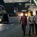 Young Men Walking in Nighttime, Chittagong Bangladesh