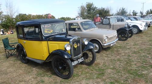 Variety at the National Microcar Rally