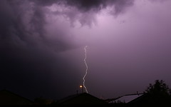 lightning 3 (scott a borack) Tags: monsoon arizona lightning storm sky rain