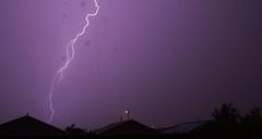 quad lightning (scott a borack) Tags: monsoon arizona lightning storm sky rain