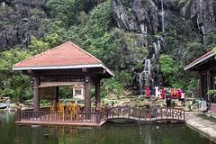 Estanque (rraass70) Tags: canon d700 paisajes rio agua ninbinh deltadelriorojo vietnam