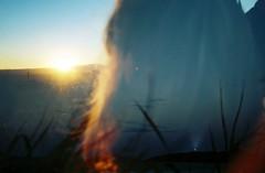 (ernestohemingwayo) Tags: canonef 35mm film fujicolor fujifilm lighthouse emmely doubleexposure sunset dusk byronbay newsouthwales australia