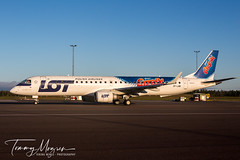 SP-LNB E195 LOT Grzeski Livery @ GOT-3564 (Viking Wings) Tags: lot emb195 splnb got grzeski