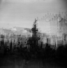 (Victoria Yarlikova) Tags: holga 120mm monochrome darkroom film analog mediumformat scan scanfromnegative filmphotography holga120n fomapan iso200 taormina sicily 6x6 lomo toycamera plasticlens multipleexposure abstract surreal epsonperfectionv700