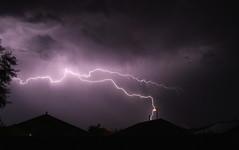 lightning (scott a borack) Tags: monsoon arizona lightning storm sky rain