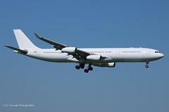 OO-ABE_A343_Air Belgium_all white (LV Aircraft Photography) Tags: ams 20042019 airbelgium airbus a343 ooabe 938 2008 allwhite