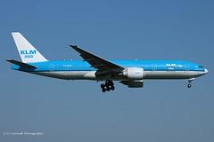 PH-BQK_B772_KLM_asia, white radome (LV Aircraft Photography) Tags: ams 20042019 klm boeing b772 phbqk 29399 2005