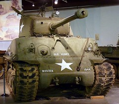 """M4A3E8 Sherman 1 • <a style=""""font-size:0.8em;"""" href=""""http://www.flickr.com/photos/81723459@N04/48797508703/"""" target=""""_blank"""">View on Flickr</a>"""