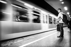 speed.of.light (grizzleur) Tags: blur motion motionblur train tram speed light shadow guy man dude humanelement underground subway juxtaposition slowshutter reflection cool fun unusual strange perspective ricoh ricohgriii
