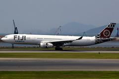Fiji Airways   Airbus A330-300   DQ-FJW   Hong Kong International (Dennis HKG) Tags: fijiairways fiji fji fj aircraft airplane airport plane planespotting canon 7d 70200 hongkong cheklapkok vhhh hkg airbus a330 a330300 airbusa330 airbusa330300 dqfjw