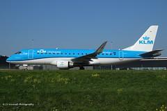 PH-EXU_E170_KLM Cityhopper_- (LV Aircraft Photography) Tags: ams 20042019 klmcityhopper embraer e170 phexu 17000708 2018