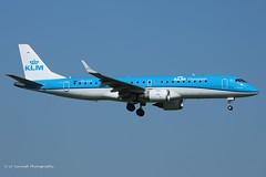 PH-EZF_E190_KLM Cityhopper_- (LV Aircraft Photography) Tags: ams 20042019 klmcityhopper embraer e190 phezf 19000304 2009