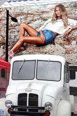 Ad display, Toronto (klauslang99) Tags: klauslang streetphotography advertisement car display toronto