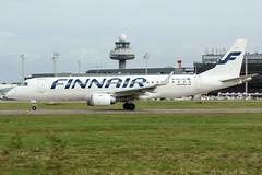 OH-LKO (PlanePixNase) Tags: aircraft airport planespotting haj eddv hannover langenhagen finnair embraer 190 e190