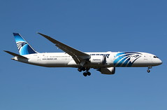 EgyptAir | B787-9 Dreamliner | SU-GEV | FRA | 21.09.2019 (Norbert.Schmidt) Tags: dreamliner egyptair boeing b7879 frankfurt airport fra sugev b787 787