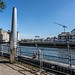 PUBLIC ART INSTALLATION AT PENROSE QUAY IN CORK CITY - PHOTOGRAPHED MAY 2019 [LISTENING POST MONUMENT BY DAPHNE WRIGHT]-156434