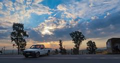 Sunset Transkei (Esther Blaauwwiekel) Tags: 2019 beach easterncape june nature roadtrip sony southafrica sunset transkei