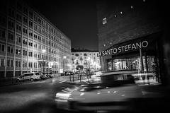 Torino by night, Italy (FedeSK8) Tags: fedesk8 federicoscottophotography fujifilmxm1 italia italia2019 italy fedescotto torino motion nightshot piemonte