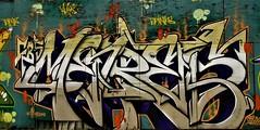 Grafffiti. Bushwick. Brooklyn. MERES. TOPAZ. BRINKS. (Allan Ludwig) Tags: graffiti bushwick brooklyn meres topaz brinks