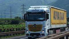 I - Faresin Trasporti >256 Alpina Italiana< MB New Actros Streamspace (BonsaiTruck) Tags: faresin trasporti 256 alpina italiana mb actros lkw lastwagen lastzug truck trucks lorry lorries camion caminhoes