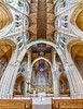 St Patrick's Cathedral, Armagh (stephenmckay) Tags: ecclesiastical building d800 nikon panoramic vertorama ireland armagh saint patrick cathedral church architecture engineering holy altar celtic