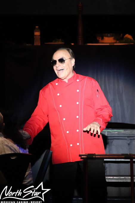 NORTH STAR MOHICAN CASINO-BOWLER, WIL  VIP DINNER! SHOW