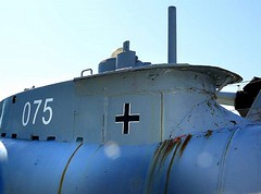 "Seehund German Midget Submarine 00005 • <a style=""font-size:0.8em;"" href=""http://www.flickr.com/photos/81723459@N04/48798660888/"" target=""_blank"">View on Flickr</a>"