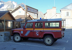 Land Rover Defender County (baffalie) Tags: auto voiture car coche automobile anglaise english