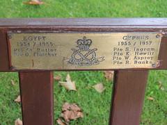 NMA 009 (touluru) Tags: memorial arboretum national walsall lichfield the brownhills wood west midlands ws8 south north staffordshire regiment alrewas