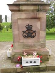NMA 004 (touluru) Tags: memorial arboretum national lichfield the brownhills wood west walsall midlands ws8 north staffordshire regiment alrewas south