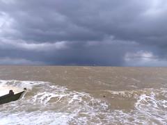 04/05/19 11:33:15 (HerneBayWX) Tags: herne bay weather hail rain downpour thunder trough wind april showers lightning deluge sleet