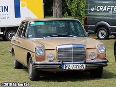 Mercedes-Benz W114 (Adrian Kot) Tags: mercedesbenz w114