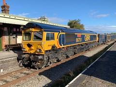 Photo of 66751 at Quainton Road